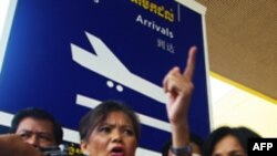 Nhà làm luật Campuchia Mu Sochua được tạm hoãn án tù