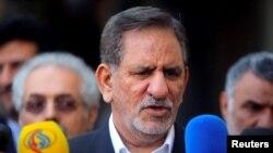 ایران کے نائب صدر اسحاق جہانگیری
