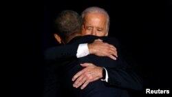 سەرۆک ئۆباما و جۆ بایدن