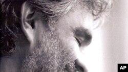 """Andrea Bocelli's """"Amore"""" CD"""