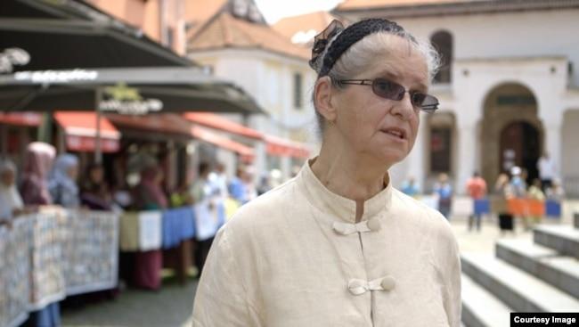 Hajra Ćatić (Foto: BIRN BiH)