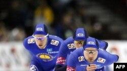 Сборная Казахстана по конькобежному спорту