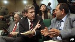 ABD Libya Büyükelçisi Christopher Stevens