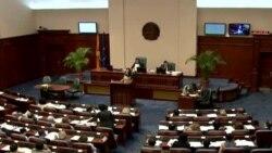 Shqipja në parlamentin e Maqedonisë