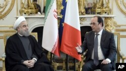 در سفر حسن روحانی به فرانسه قراردادهایی به ارزش میلیاردها دلار میان دو کشور امضا شد.