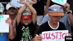 د عفوې نړیوال سازمان وايي د نارو په جزیره کې د اندازې نه زیات مهاجرین ساتل ستر غفلت او ظلم دی