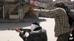 """Hukumatga qarshi kurashayotgan """"Erkin Suriya Armiyasi"""" BMT taklifiga binoan 10-aprel sulh tuzishga tayyor, lekin bu borada hukumatga biron yozma hujjat bermoqchi emas"""