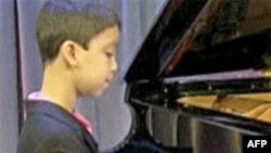 Itan Bortnik - klavirsko čudo od deteta