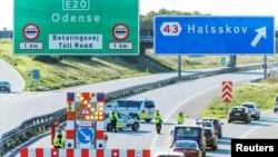 عملیات پلیس دانمارک در تابستان سال جاری