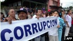 Коррупция стоит на пути мирового прогресса