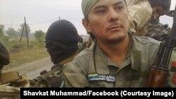 Shavkat Muhammad, Ukraina