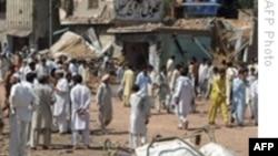 در انفجار بمب در شمال غربی پاکستان ۳۳ تن کشته شدند