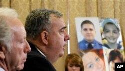 波士顿警察总长戴维斯5月9日在国会就波士顿爆炸案作证