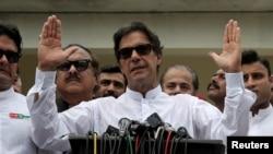 Imran Khan, sabon Firai Ministan Pakistan