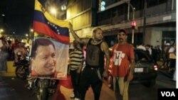 Venezuela Eleksyon: Pati Sosyalis Chavez la kriye Viktwa