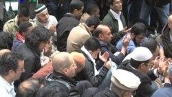 Muslim AS Demo Anti-Wall Street - Apa Kabar Amerika 24 Oktober 2011