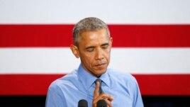 Presidenti Obama në Flint të Miçiganit