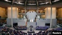 Bundestag - Parlamena Almaniya - Berlin