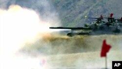 Lực lượng tuần duyên Đài Loan bắt đầu cuộc tập trận bắn đạn thật ở hòn đảo lớn nhất của quần đảo Trường Sa
