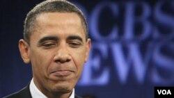 Obama agregó que el mercado inmobiliario es el mayor obstáculo para lograr la recuperación económica.