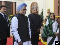 Indian Prime Minister Manmohan Singh. India's investments in Africa are largely driven by its private sector.