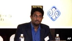 印度国防研究与分析中心研究员柯渡洲