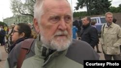 Правозащитник и художник Юлий Рыбаков