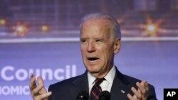 Vicepresidente Joe Biden.