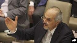سلامتی کونسل میں شام سے متعلق نئی قرارداد پر غور
