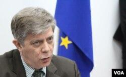 Arhiv - Šef Delegacije EU u BiH Lars-Gunnar Wigemark