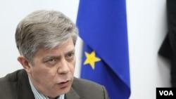 Lars-Gunnar Wigemark, EU Ambassador to Bosnia and Herzegovina