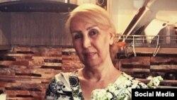 خانم نسرین خضری جوادی یکی از اعضای اتحادیه آزاد کارگران ایران است.