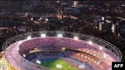 Sân vận động Olympic 2012