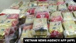 Circula no país 40 toneladas de heroína