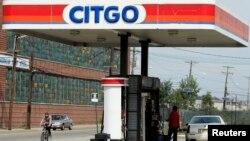 Citgo tiene una red de estaciones de gasolina en EE.UU. como esta en Kearny, New Jersey.