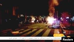 Những cuộc biểu tình phản đối chính phủ Iran đã bắt đầu hồi cuối tuần trước.