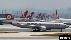 Aeroport de Ataturk, Istambul