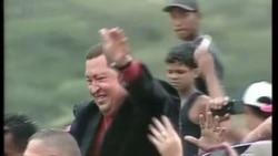 2012-03-01 粵語新聞: 委內瑞拉總統查韋斯術後誓言將勝選
