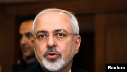 Zarif, Kerry Seek Progress in Nuclear Talks