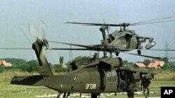 هلیکوپتر بلک هاک