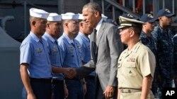 امریکا کمک ۲۵۹ میلیون دالری را برای کشورهای حوزۀ اقیانوس آرام وعده کرده است.