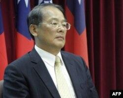 台湾经济部国贸局局长黄志鹏