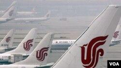 Maskapai penerbangan Tiongkok, termasuk Air China, diperintahkan tidak membayar pajak karbon Uni Eropa yang dianggap tidak masuk akal.