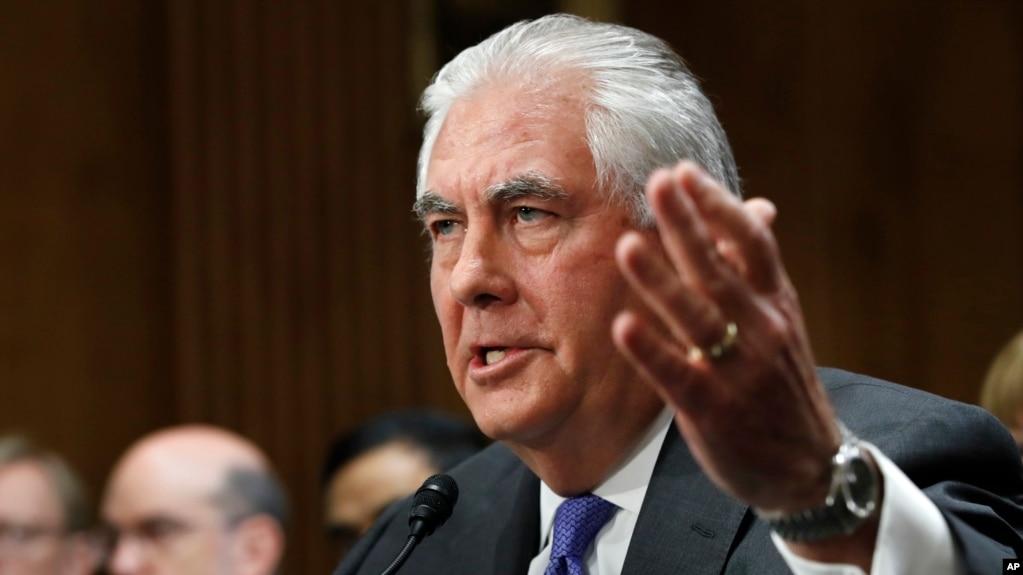 Tillerson: Do shërbej për aq kohë sa do presidenti