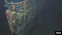 Titanik na dnu mora leži već 100 godina