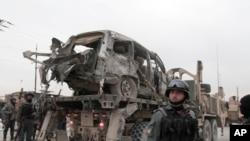 Báo cáo tình báo dự đoán những thành quả mà Mỹ và các đồng minh đã đạt được tại Afghanistan sẽ tiêu tan vào năm 2017.