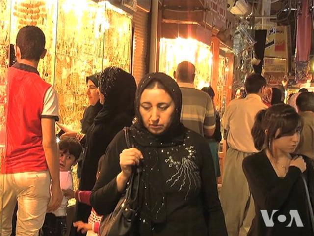 Iraq's Kurdish Region Sees Economic Boom