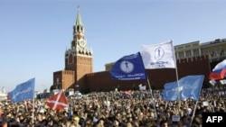 Москва. 12 июня 2010 года