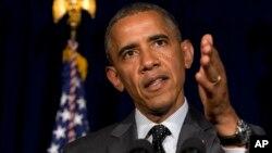 Tổng thống Obama ca ngợi các giới chức địa phương cũng như các nhóm tôn giáo vì đã giúp chính quyền đương đầu với vấn đề nhập cư.