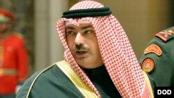 Sabah al-Ahmad Al-Sabah, Koweït City, le 23 fevrier 2015